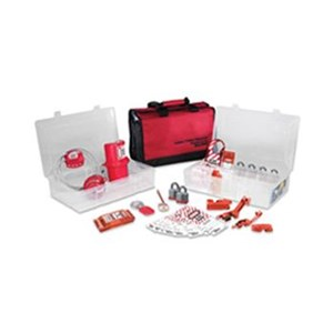 Master Lock 1458E3 Electrical Group Lock Out Kits