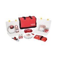 Master Lock 1458V410 Valve Group Lock Out Kits 1