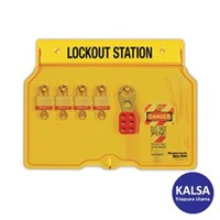 Master Lock 1482BP3 Padlock Stations 1