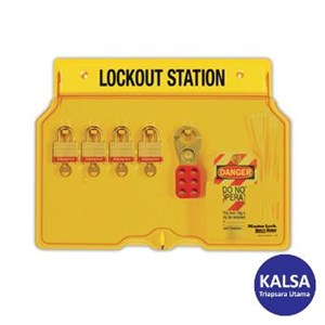 Master Lock 1482BP3 Padlock Stations
