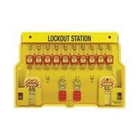 Jual Master Lock 1483BP410Red Padlock Stations