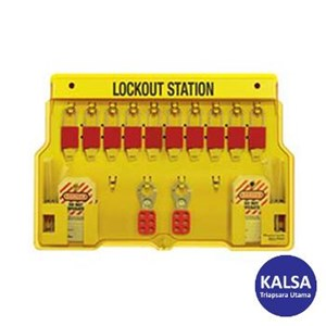 Master Lock 1483BP1106 Padlock Stations