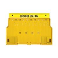 Master Lock 1483B Empty Padlock Stations 1