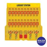 Jual Master Lock 1484BP410 Padlock Stations