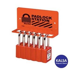 Master Lock S1506 Heavy Duty Padlock Racks