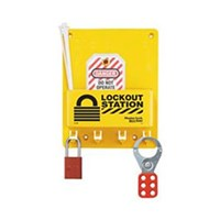 Master Lock S1705P1106 Compact Lock Out Stations 1