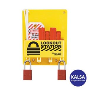 Master Lock S1720E1106 Compact Lock Out Stations