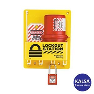 Master Lock S1745E1106 Compact Lock Out Stations