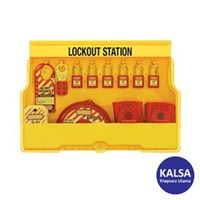 Master Lock S1850V410 Lockout Station