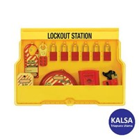 Master Lock S1850V1106 Lockout Station