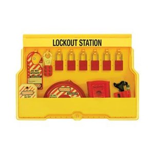 Master Lock S1850V1106 Lock Out Stations