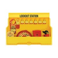 Master Lock S1850V3 Lock Out Stations 1