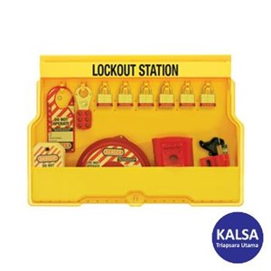 Master Lock S1850V3 Lock Out Stations