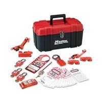 Master Lock S1017E410KA Personal Ultra Durable Lock Out Kits 1