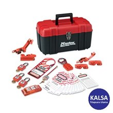 Master Lock S1017E410KA Personal Ultra Durable Lock Out Kits