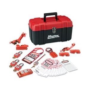 Master Lock S1017E410KA Personal Ultra Durable Lock Out Kits