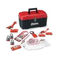 Master Lock S1017E3KA Personal Ultra Durable Lock Out Kits 1