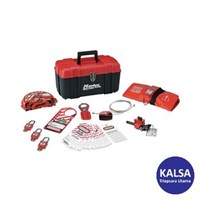 Master Lock S1017V410KA Personal Ultra Durable Lock Out Kits 1