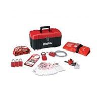 Master Lock S1017V1106KA Personal Ultra Durable Lock Out Kits 1