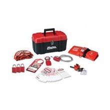 Master Lock S1017V1106KA Personal Ultra Durable Lock Out Kits