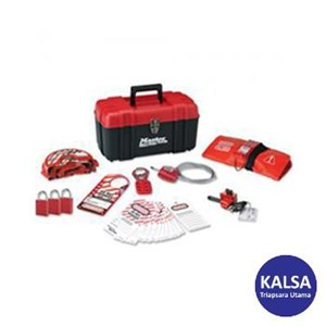 Master Lock S1017V1106KA Personal Ultra Durable Lock Out Kits