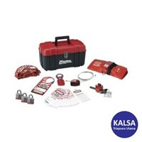 Master Lock S1017V3KA Personal Ultra Durable Lock Out Kits 1