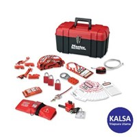 Master Lock S1017VE1106KA Personal Ultra Durable Lock Out Kits 1