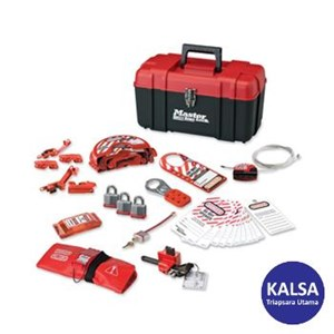 Master Lock S1017VE3KA Personal Ultra Durable Lock Out Kits