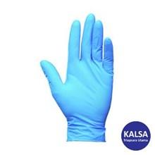 Kimberly Clark 38521 G10 Size M Kleenguard Flex Blue Nitrile Gloves Hand Protection