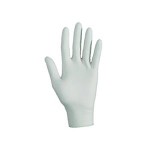 Kimberly Clark 97822 G10 Size M Kleenguard Grey Nitrile Gloves Hand Protection