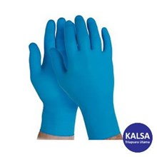Kimberly Clark 90097 G10 Size M Kleenguard Artic Blue Nitrile Gloves Hand Protection