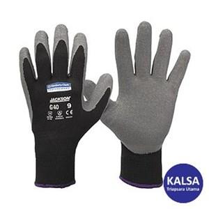 Kimberly Clark 97271 G40 Size M Jackson Safety Latex Coated Gloves Hand Protection