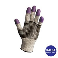 Kimberly Clark 97433 G60 Size XL Jackson Safety Purple Nitrile Cut Resistant Gloves Hand Protection 1