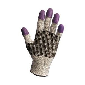 Kimberly Clark 97433 G60 Size XL Jackson Safety Purple Nitrile Cut Resistant Gloves Hand Protection