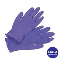 Kimberly Clark 5060101 Size S KC Purple Nitrile Extra Exam Gloves Hand Protection 1