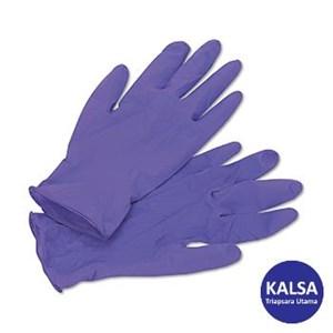 Kimberly Clark 5060301 Size M KC Purple Nitrile Extra Exam Gloves Hand Protection