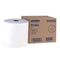 Distributor Kimberly Clark 93495 X60 White Wypall Jumbo Roll Wipers 3