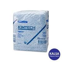 Kimberly Clark 33560 Blue Kimtech Shop Towels Wipers 1