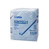 Kimberly Clark 33560 Blue Kimtech Shop Towels Wipers