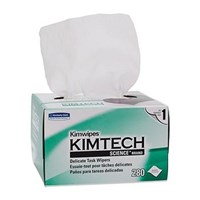 Kimberly Clark 34155 White Kimtech Science Kimwipes Wipers