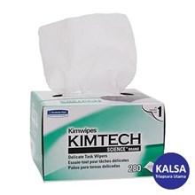 Kimberly Clark 34155 White Kimtech Science Kimwipes Wipers