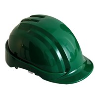 Leopard LPHL 0300 Green Safety Helmet Head Protection 1
