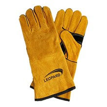 Leopard LPWG 0202 Leather Gloves Hand Protection