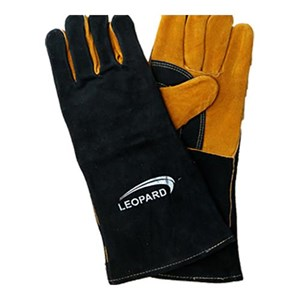 Leopard LPWG 0313 Leather Gloves Hand Protection