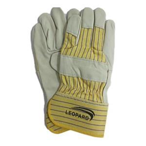 Leopard LPG 009 Letaher Gloves Hand Protection