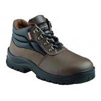 Krushers Florida Brown 296159 Safety Shoes 1