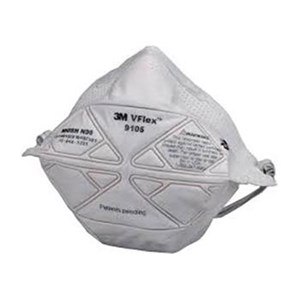 3M 9105 Flat Folded Particulate Respiratory Protection