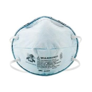 3M 8246 Particulate Respiratory Protection