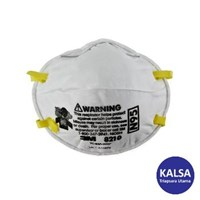 3M 8210 Cup Particulate Respiratory Protection 1