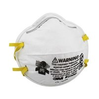 3M 8110S Cup Particulate Respiratory Protection 1